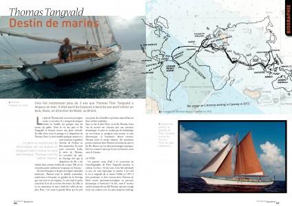Thomas Tangvald : Destin de marins