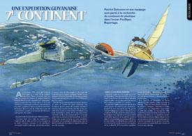 Une expédition guyanaise:7e continent