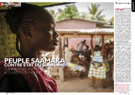 Peuple Saamaka contre état du Suriname : Combat pour la forêt et les droits de l'homme