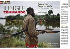 Jungle Commando:Retour sur la guerre civile du Suriname 1986-1992