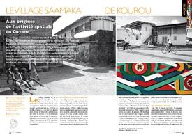Le village Saamaka de Kourou:Aux origines de l'activité spatiale en Guyane