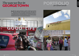 Portfolio: The way we live in Georgetown