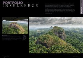 Portfolio: Inselbergs
