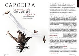 Capoeira: la marginale devenue égérie