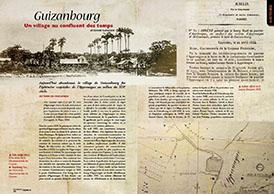 Guizanbourg: Un village au confluent des temps