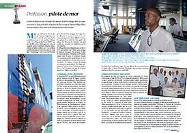 Profession: pilote de mer