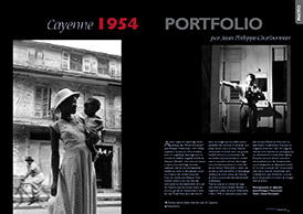 PORTFOLIO: Cayenne 1954