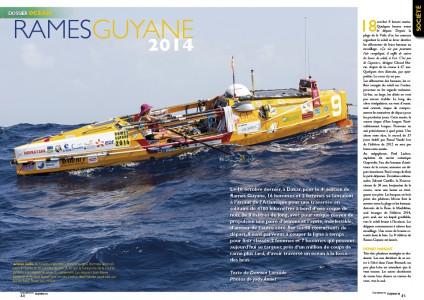 Rames Guyane : 2014