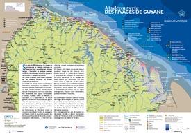 A la découverte : des rivages de Guyane