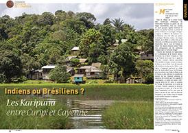 Indiens ou Brésiliens ? Les Karipuna entre Curipi et Cayenne
