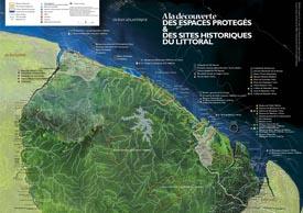 Descobrindo espaçois protegigos & sitios historicos do litoral