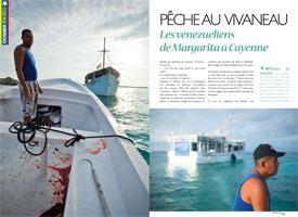Pescando vermelhos : Os venezuelanos de Margarita em Caiena