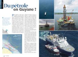 Du pétrole en Guyane ? :