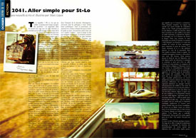 2041 : Aller simple pour St-Lo