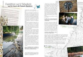 Expédition sur le Talwakem : sur les traces de Francis Mazière