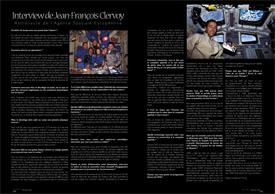 Interview : Jean-François Clervoy Astronaute de l'Agence Spatiale Européenne