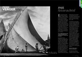Pierre Verger : 1948, Retour au Brésil