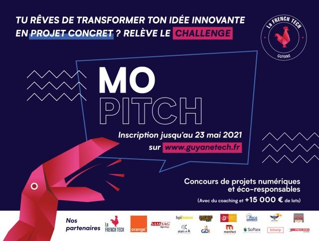 La French Tech Guyane lance Mo Pitch : le challenge numérique et éco-responsable