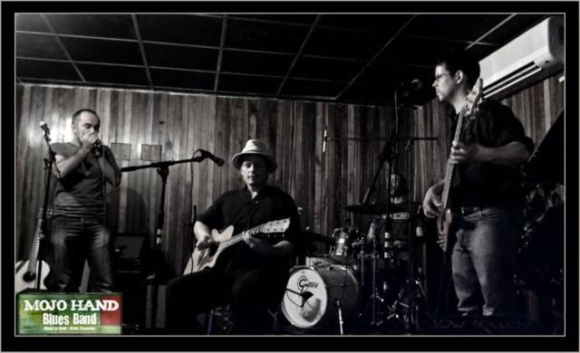MUSIQUE LIVE : Mojo Hand Blues Band  au Musée du Nimport'Koi Cayenne