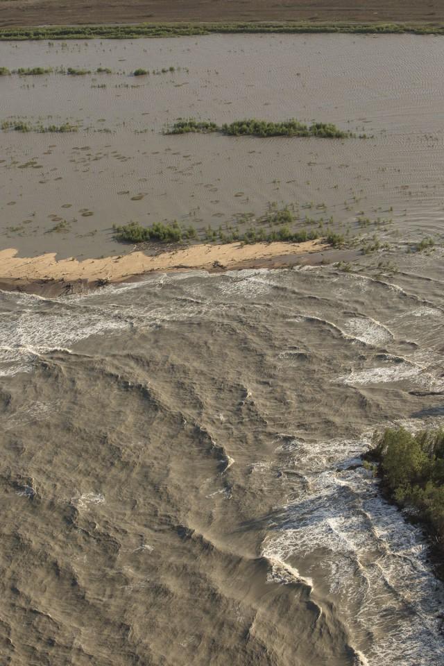Au Suriname: la population s'inquiète pour son sable