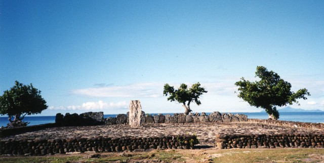 Marae Arahurahu  expulsion du «Polynesian  Kingdom of Atooi»
