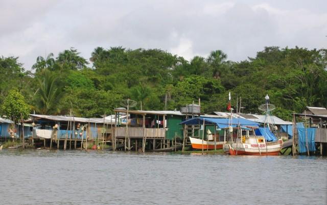 Observatoire : Oyapock, un fleuve en partage