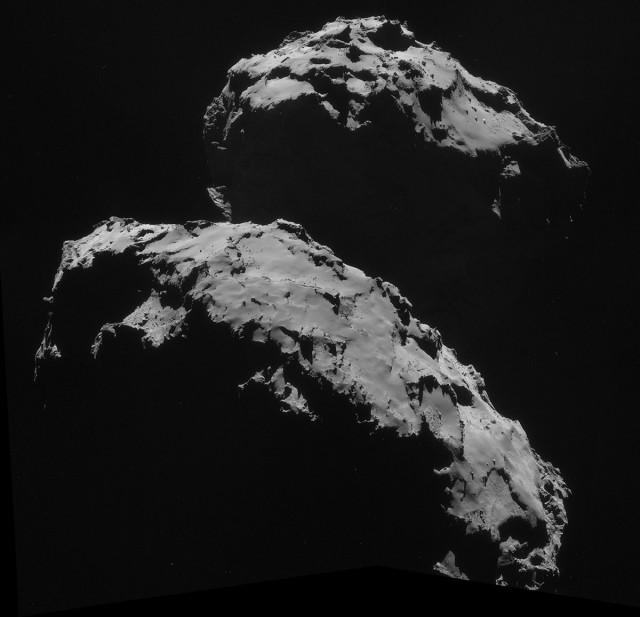 Retransmission en direct à 11h30 le 12 Novembre: de l'atterrissage de Philae sur la comète Churyumov-Gerasimenko
