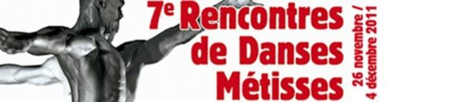 FESTIVAL : 7ème rencontres de danses métisses du 26 novembre au 04 décembre