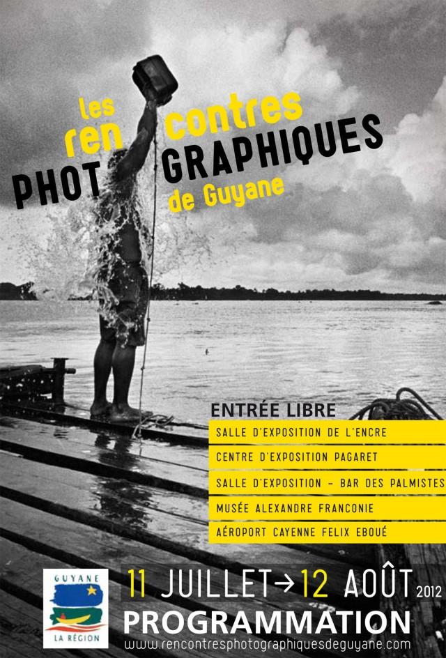 Expo : Les premières rencontres photographiques de Guyane à Cayenne du 11 juillet au 12 août