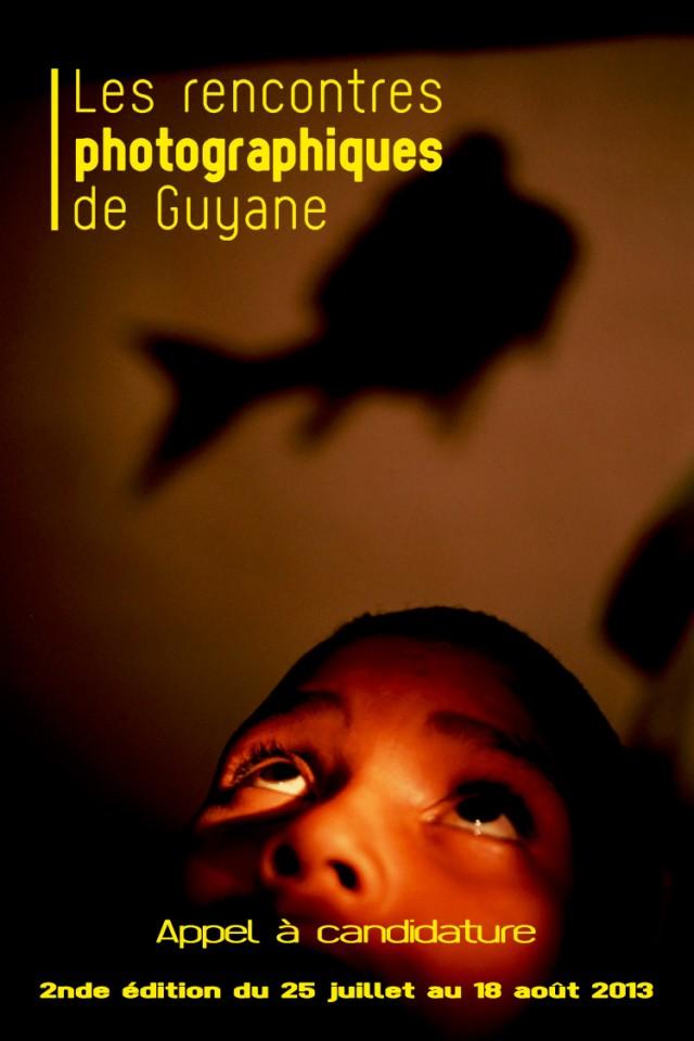 Appel à candidature : Rencontres Photographiques de Guyane