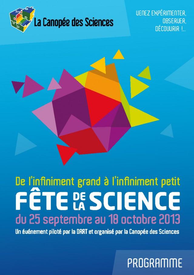 Fête de la Science 2013 : Programme complet
