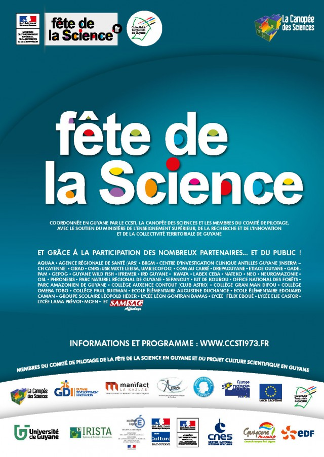 Fête de la Science : 2017