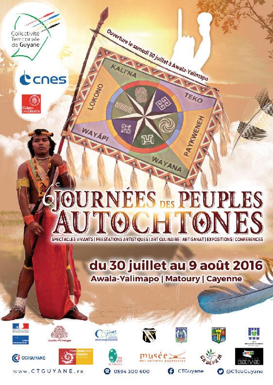 Journée des peuples autochtones : 2016