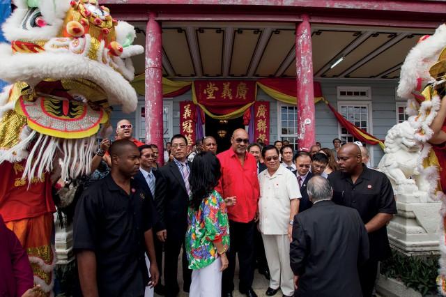 SURINAME. Les déclarations de Pompeo heurtent la Chine