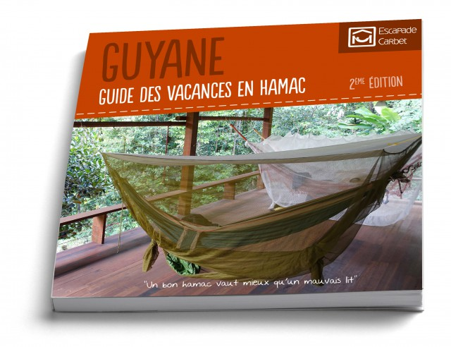 Nouveau guide Escapade Carbet : disponible en financement participatif