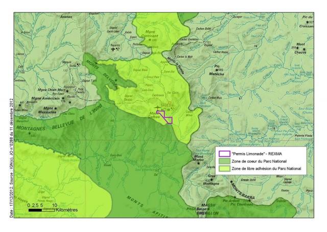 Exploitation aurifère : Montebourg mine le Parc Amazonien de Guyane