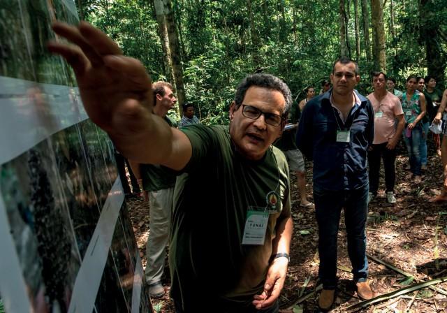 AMAZONIE. Un «indigèniste» meurt fléché en plein thorax