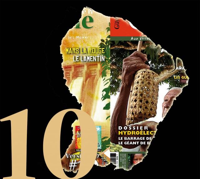 Guyane : le numéro 10 enfin disponible en kiosque !