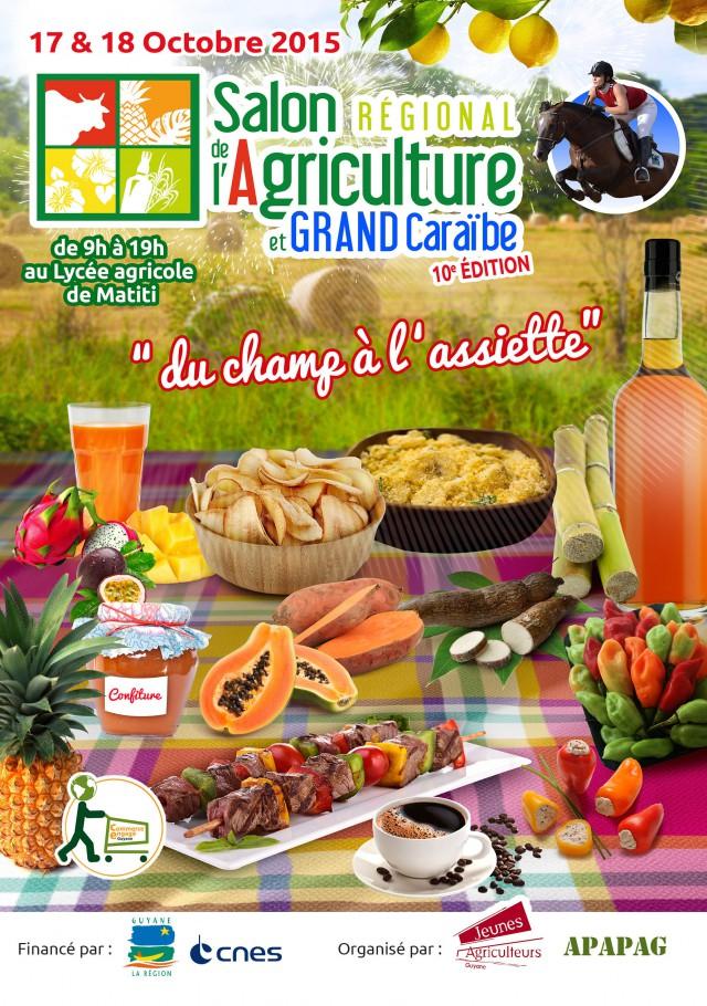 Salon de l'agriculture 2015