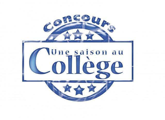 Les Lauréats du concours : Une saison au Collège 2015