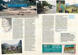 Alabama: Expédition sur les traces de Jules Crevaux, du Maroni jusqu'à l'Amazone par le Jari
