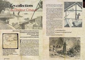 Les collections du Docteur Crevaux