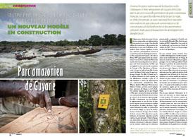 Parc Amazonien de Guyane: Entre préservation de la nature & développement humain