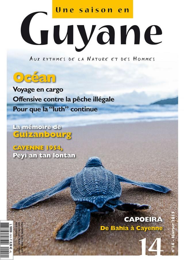 Nouveau numéro 14 : le 12 février en France hexagonale, bientôt en Guyane