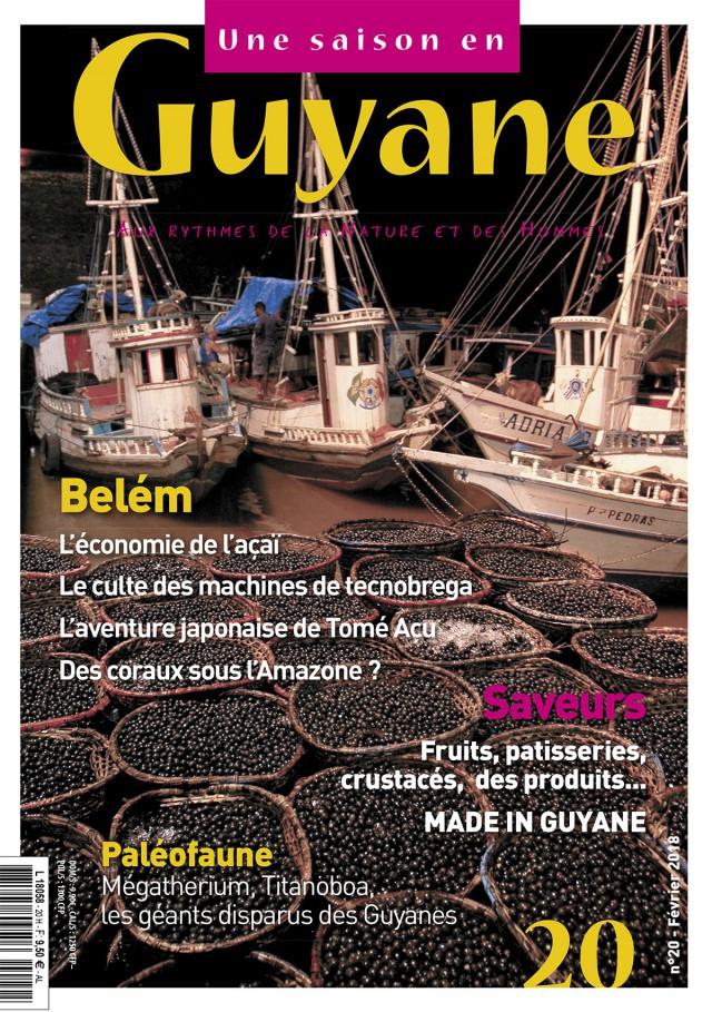 Nouveau: n°20 en vente en Guyane et en France hexagonale