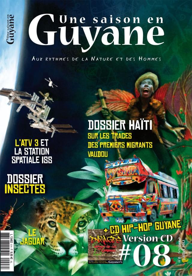 """Une Saison en Guyane 08 + """"Enragés"""" : Localiser un point de vente en métropole"""