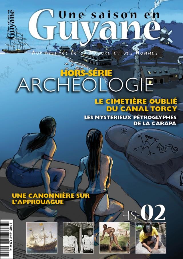 Aidez nous à choisir la couverture : du nouveau hors-série Archéologie !