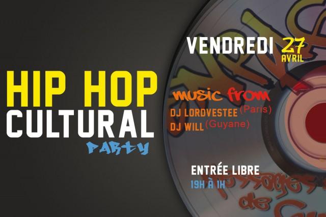 """Hip Hop Guyanais : Une Saison en Guyane présente  """"Enragés"""" à la Hip Hop Cultural Party le 27 avril"""