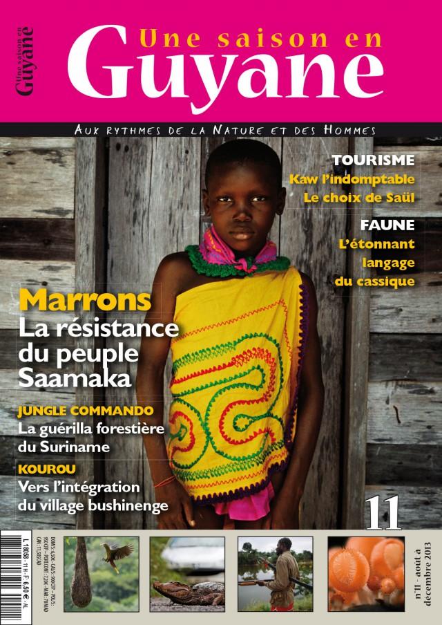 Les points de vente du n°11 : en Martinique et en Guadeloupe