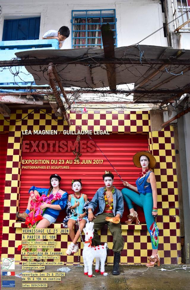 VERNISSAGE : Exotismes